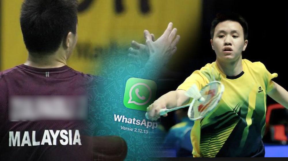 Dua Atlet Bulutangkis Malaysia Terlibat Judi Online